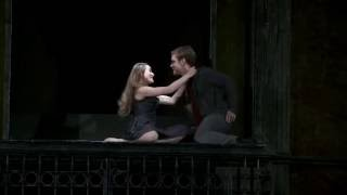 Royal Shakespeare Company - Romeo & Juliet, on stage footage - NY