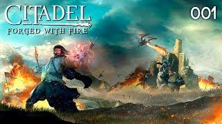 Mit Action ins Abenteuer! xD ★ CITADEL: FORGED WITH FIRE  #001 [Gameplay German | Deutsch]