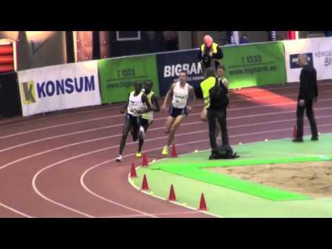 Team BOSS Baltic in 1500m race in BIG Bank Tallinn .mov