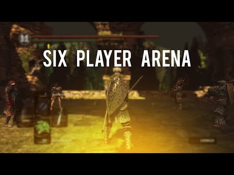 Dark Souls: Remastered - Six Player Arena Fun With Friends