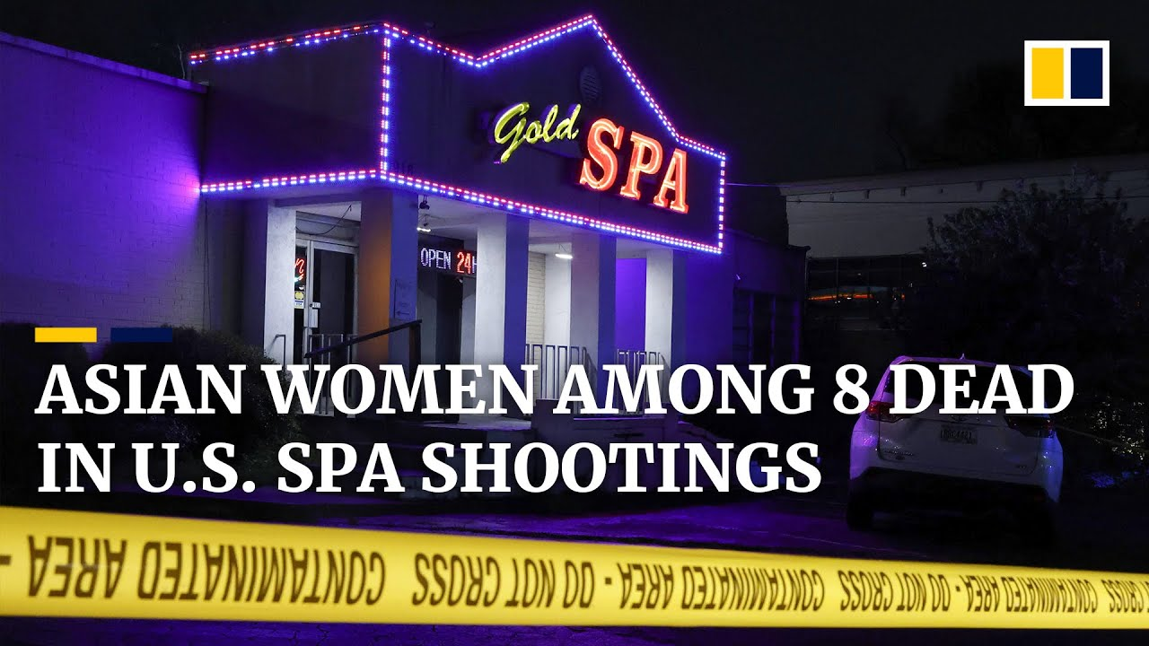 Eight killed, including six Asian women, in Atlanta-area spa ...