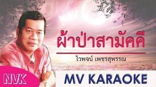 เพลง ผ้าป่าสามัคคี /MV KARAOKE / ไวพจน์ เพชรสุพรรณ