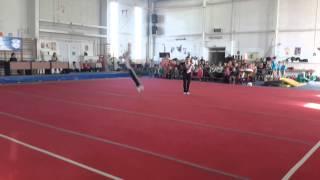 Спортивная акробатика. Турнир памяти Коркина в Бресте 2014. Мужская пара