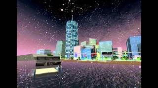 [ROBLOX] Netsui City Particle Demo