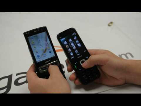 Nokia N85 vs N95 8GB - Review by Gazelle.com