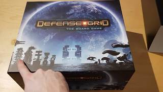 Defense Grid The Board Game