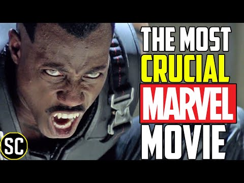 Why Blade is the Most Important and Influential Movie in the Past 25 Years | Marvel Rewatch