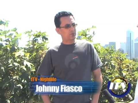 ITV Nightlife interviews Johnny Fiasco