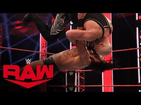 Drew McIntyre vs. King Corbin: Raw, May 18, 2020