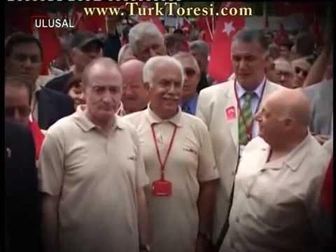 Rauf Denktaş Belgeseli - Bölüm 1 - 17 ocak 2012 - www.TurkToresi.com