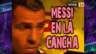 ARGENTINA PERDIO CON ECUADOR - ELIMINATORIAS RUSIA - 09-10-15