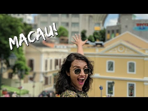 Day trip to Macau (2018) | From Hong Kong | Best use of Free Shuttles in Macau