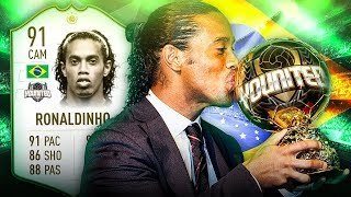 FIFA 19: YOUnited ICON Ronaldinho #1 - F8TAL vs YOUnited | PaatoFIFA
