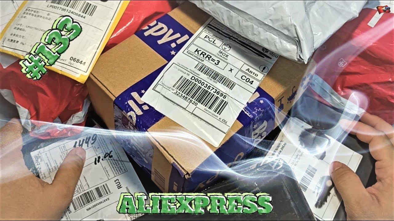 Обзор и распаковка посылок с AliExpress #133