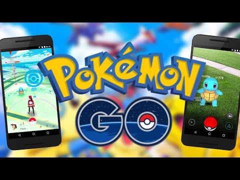 Pokémon Go【ลองเล่นครั้งแรก】จับโปเกม่อนบนมือถือ ★ เกมใหม่มาแรง | xBiGx