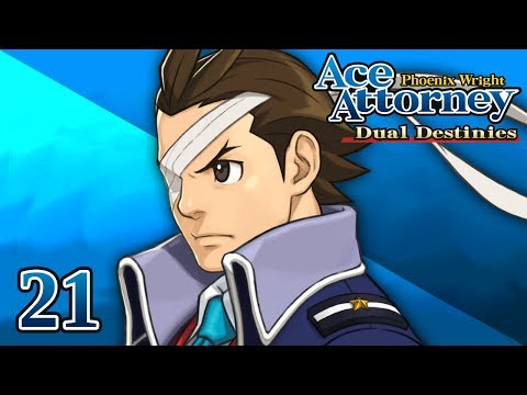 BEST FRIENDS - Let's Play - Phoenix Wright: Ace Attorney: Dual Destinies - 21 - Playthrough