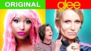 Popular Songs vs Their Glee Versions #2