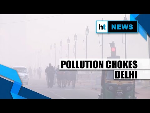 Delhi air quality 'very poor'; stubble burning continues in Punjab
