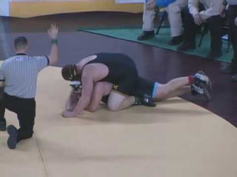 Lower Cape May Regional's Chaz Lear In The Prequarterfinals