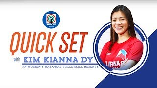 Quickset with Kim Dy | ABS-CBN Sports Exclusives