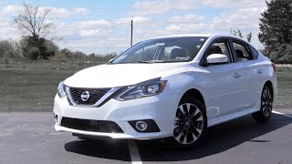 2016 Nissan Sentra: Review
