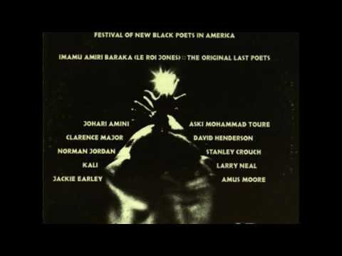 Black Spirits: Festival Of New Black Poets In America (1972 Spoken Word) (Full Album)