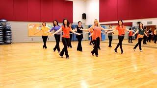 Keep Hanging On - Line Dance  Dance & Teach In English & 中文