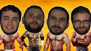 Eğlencesine WWE 2K15 Kapışması