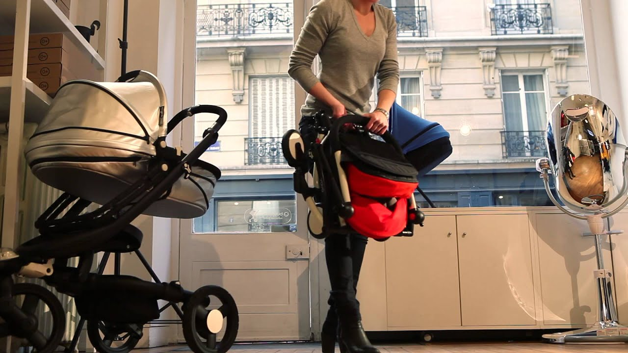 Buggy Style Stroller Babyzen Yoyo Stroller Demo Video Paris Cmonpremier