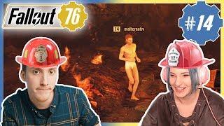 Wir wollen FEUERWEHRMANN werden! | Fallout 76 Folge #14