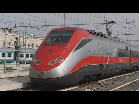 Trains @ Rome Terminal Station, Italy 19-09-14