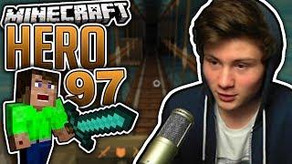 Großer ACHTERBAHN Bau mit GOMME | Minecraft HERO #97 | Dner