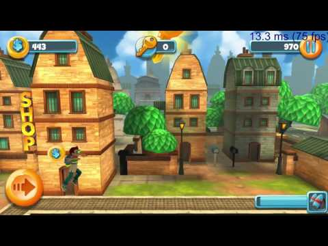 Jet Set Dash Gameplay Preview