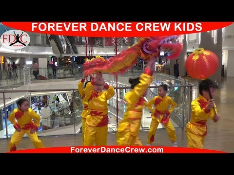 KIDS DANCE INDONESIA KIDS CHINESE DANCE INDONESIA - FOREVER DANCE CREW KIDS