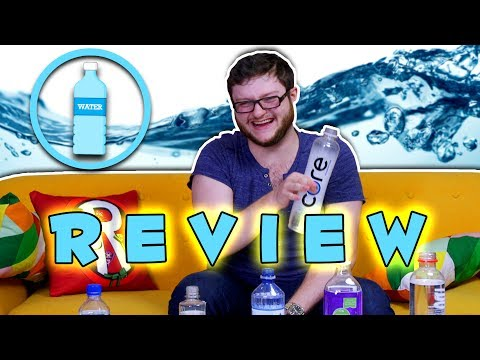 FOOD REVIEW - Bottled Water