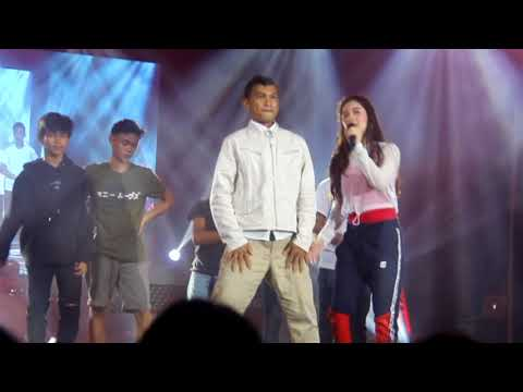 Stop Dance with Ate Girl Jackque Gonzaga of It's Showtime