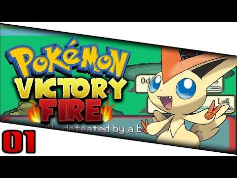 Pokemon Victory Fire Part 1