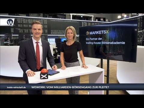 Inside Markets: WeWork vor der Pleite? - Top-Aktien-Empfehlung: Deutsche Post - Gold im Fokus