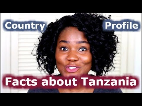 Africa Profile | Focus on Tanzania | Amazing Facts about Tanzania