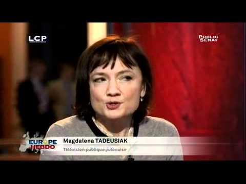 Europe Hebdo -  Le rôle de Catherine Ashton et la violence faite aux femmes en Finlande