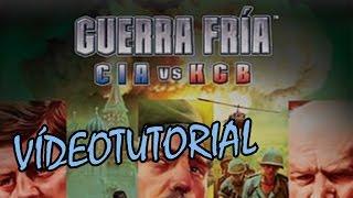 Guerra Fría: CIA Vs KGB - Juego de mesa - Reseña/aprende a jugar