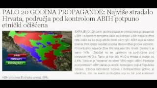 Hrvati najveći gubitnici rata u BiH
