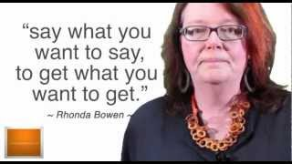 MWS Master Trainer Rhonda Bowen