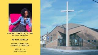Saint Albans Baptist Church Online Service, Youth Sunday 5.31.2020