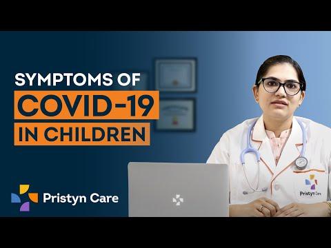 Ep #4  कैसे पहचाने बच्चो में Corona🦠 के लक्षण   Expert Doctors👨⚕️, Expert Advice