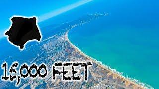 15,000ft ABOVE COAST
