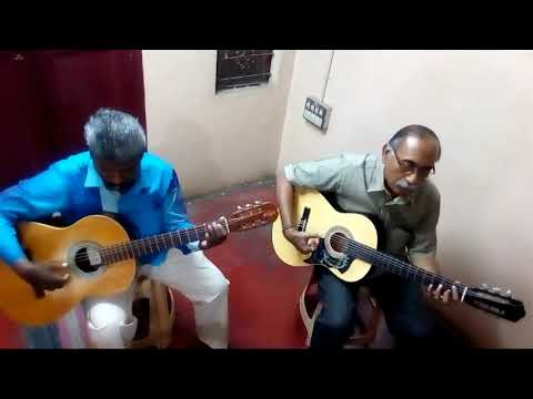 Flamenco | BULERIAS | By GuitSiva & Michael Raj |Juan Serrano Version |