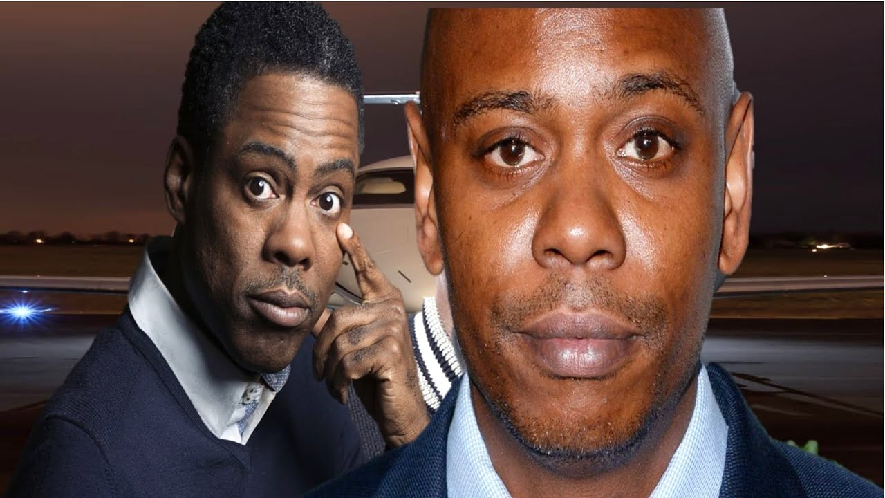 10 highest paid stand up Black comedians - YouTube