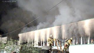 Lafd / Major Emergency / Venice Public Storage Fire