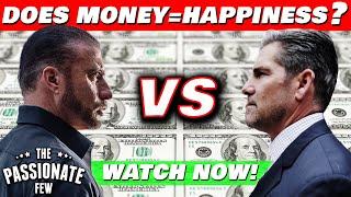 "💰 ED MYLETT VS. GRANT CARDONE DEBATE: ""Does Money Equal Happiness⁉️""  (WATCH NOW!) 🤼♂️"